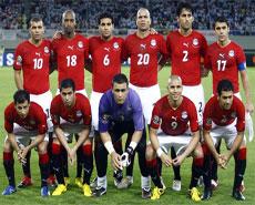 المنتخب المصري تعلم من احداث ام درمان ويستعد لـ مباراة مصر والجزائر غدا
