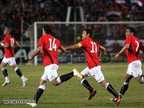 مشاهدة مباراة مصر والجزائر مباشر