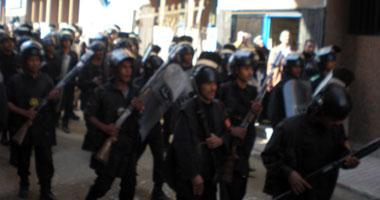 القاء القبض على مرتكبي احداث نجع حمادى | فيديو