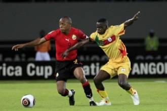 منتخب مصر في صدارة مجموعته بعد تعادل موزمبيق مع بنين | انجولا 2010