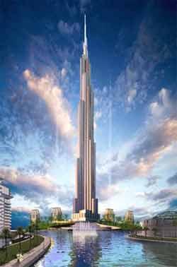 سكان من دبي يؤدون الصلاة في أعلى مسجد في العالم| فيديو
