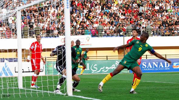 اهداف مباراة الكاميرون وزامبيا   نتيجة مباراة الكاميرون وزامبيا