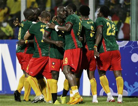 مشاهدة مباراة الكاميرون وزامبيا | بث مباشر مباراة الكاميرون وزامبيا