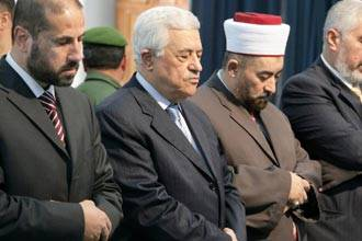 وزير الأوقاف الفلسطيني يدعم الجدار الفاصل مع مصر ويساند شيخ الازهر
