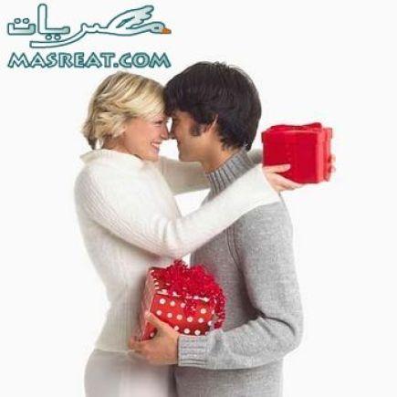 هدايا عيد الحب للرجال 2022 للزوج للرجال للمخطوبين بيوم الفلانتين