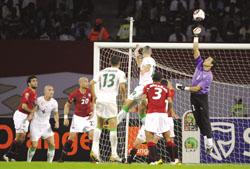 المنتخب الجزائري لم يفوقوا من الصدمة ورافضين الاعتراف بالخسارة