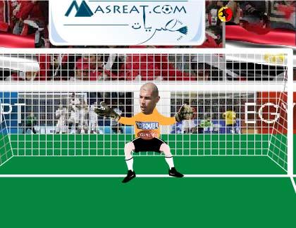 العب مع شاوشي الجزائري | العاب فلاش جديدة 2010 | العاب كرة قدم 2010