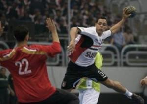 نتيجة مباراة مصر وتونس لكرة اليد