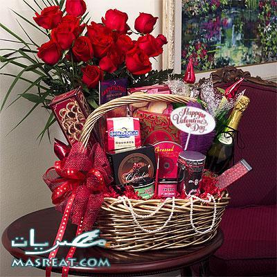 هدايا عيد الحب في مصر