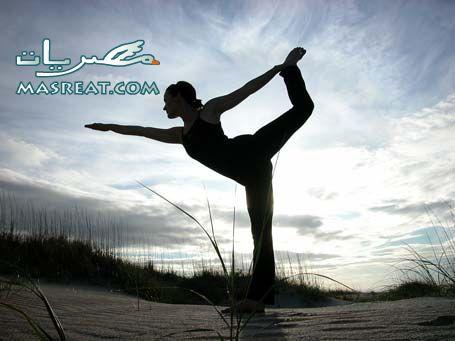 طريقة انقاص الوزن بدون رجيم مع تمارين اليوجا العلاجية