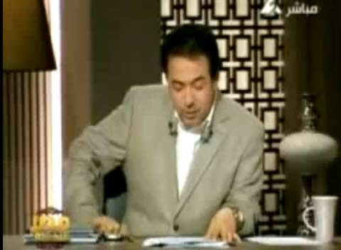حلقة الاثنين برنامج مصر النهاردة