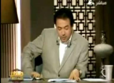 خيري رمضان في حلقة الاثنين من مصر النهاردة
