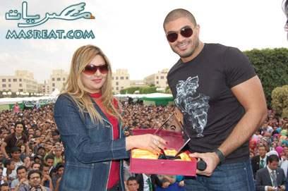 خالد سليم في 2010 سفير الفن العربي