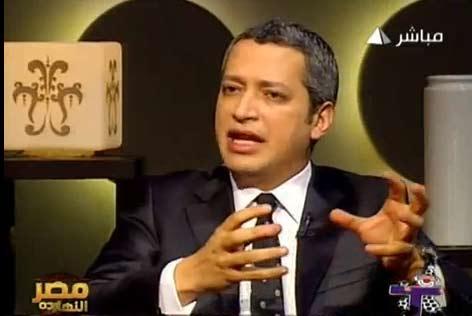 حلقة الثلاثاء برنامج مصر النهاردة