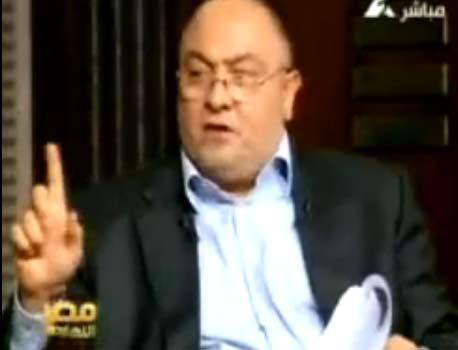 مصر النهاردة حلقة الاربعاء الشيخان خالد الجندي وابراهيم عن الجن
