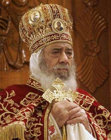 صحة البابا شنودة بخير وعودته لـ مصر بعد فحوص طبية بـ امريكا