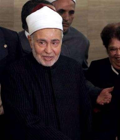 حماس والاخوان المسلمين ينعون وفاة شيخ الازهر