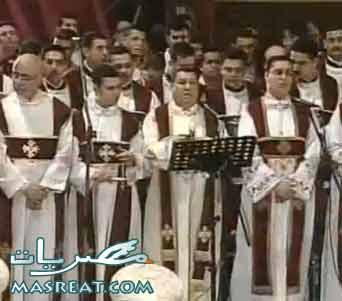 مبارك يهنئ اقباط مصر في الخارج بعيد القيامة المجيد
