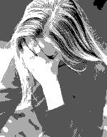 الاكتئاب عند النساء والبنات اكثر من الرجال