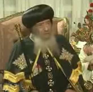 حلقة مصر النهاردة مع البابا شنودة بمناسبة عيد القيامة