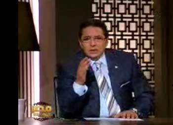 التحقيق مع محمود سعد حلقة شوبير ومرتضى منصور في مصر النهاردة