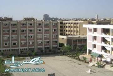 جدول امتحانات الصف الاول الثانوي 2012 محافظة القليوبية