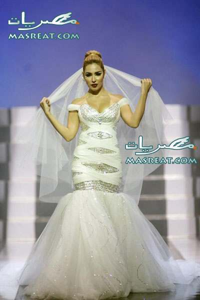 فساتين زفاف محمد داغر