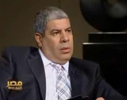 قطع بث برنامج مصر النهاردة بعد اقتحام احمد شوبير الاستديو