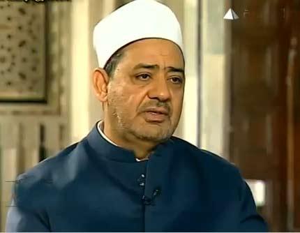 دعوى قضائية ضد شيخ الازهر احمد الطيب بسبب غريب القرآن