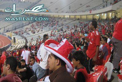 مباراة الاهلي والاتحاد الليبي