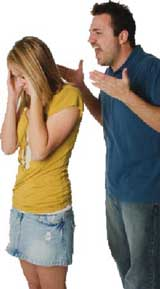 حل المشاكل الزوجية