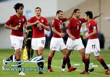 مباريات منتخب مصر 2010 مرفوعة مؤقتا من الخدمة