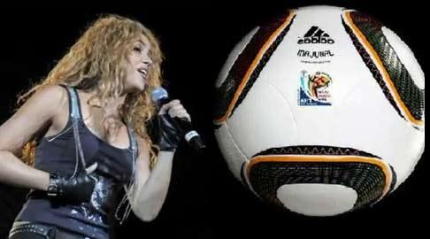 باللغة الاسبانية اغنية شاكيرا كأس العالم مونديال 2010