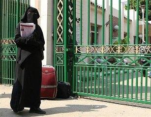 النقاب تأثير شيوخ السلفية في المرأة المصرية