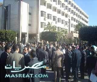 اضراب المحامين