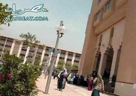عبدالله الحسيني يدعو طلاب جامعة الازهر للجوء إليه اذا خرجت الامتحانات عن المقرر