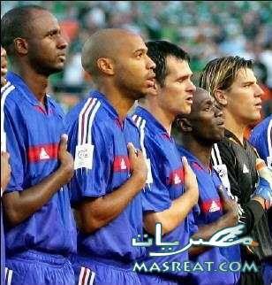 مباراة فرنسا واورجواي