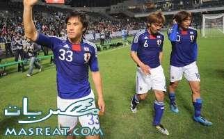 نتيجة مباراة باراجواي و اليابان ..رحلة البحث عن انجاز حقيقي خلال المونديال