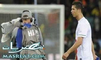 كيروش يعاقب كريستيانو رونالدو ويسحب شارة القيادة منه