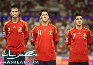 مشاهدة مباراة اسبانيا و هولندا نهائي كأس العالم 2010 اون لاين بث مباشر