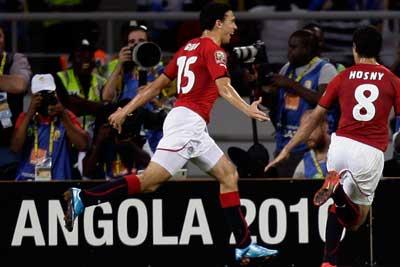 مباراة مصر وانجلترا 2011