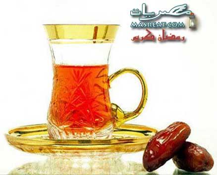 نظام غذائي في رمضان