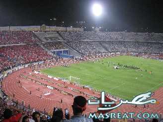تذاكر مباراة الاهلي وشبيبة القبائل الجزائري تباع بالجزيرة و مدينة نصر