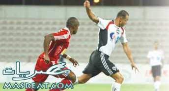 مباريات اليوم الدوري الاماراتي