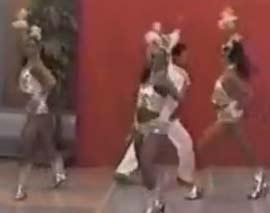 رقص نيجر.. على اصوله بنات وشباب و تعليم من يوتيوب