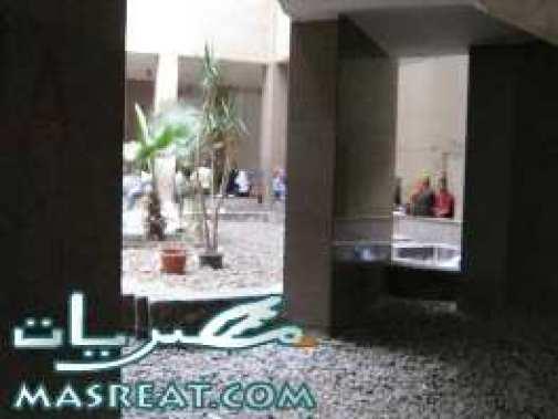 تنسيق المدن الجامعية جامعة عين شمس
