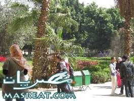 تنسيق المدن الجامعية جامعة حلوان