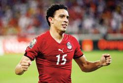 اهداف مباراة منتخب مصر والنيجر : كأس امم افريقيا 2012