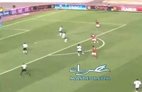 مشاهدة مباراة الاهلي والترجي التونسي مباشر لاول مرة بتقنية بث HD