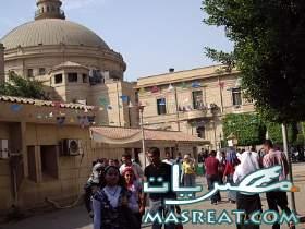 اعلان نتيجة مرشحين انتخابات اتحاد الطلبة 2010 جامعة القاهرة